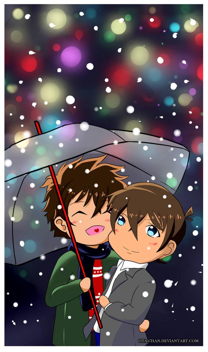 Secret Santa gift for Anonenot by ota-chan