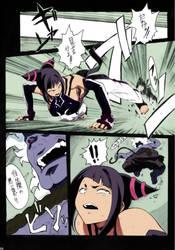 SSFIV AE: Juri vs Oni by kiraDaidohji