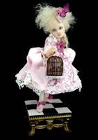 Little Marie Antoinette by Inchelina
