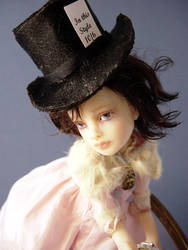Mon Alice detail by Inchelina
