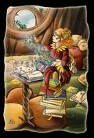 'Little Magic'-daylight vers. by ManuelaSoriani