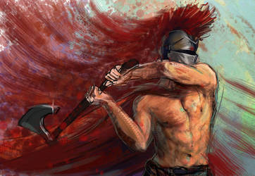 Spartan by rashomike