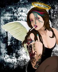 Urban Angel by Silvwyn
