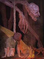 Wendigo by Prophetharm