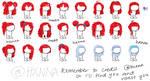 HAIR BASE :F2U: by dorkyfries