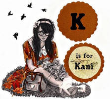 K is for Kani by esTHer-duraes