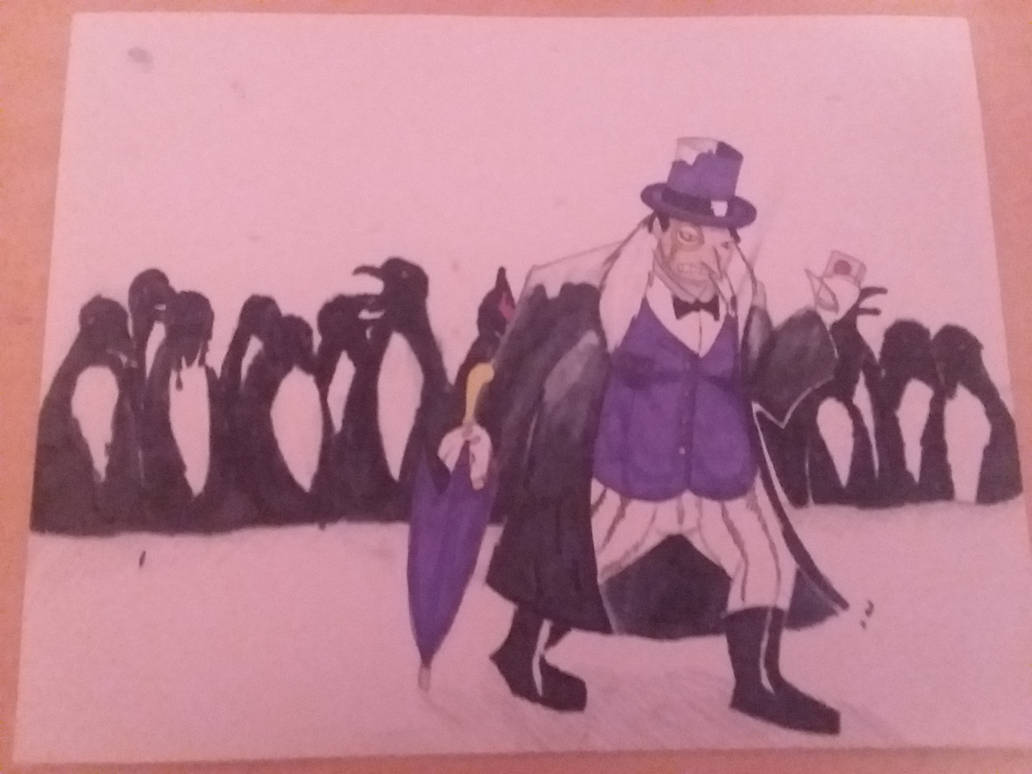 Penguin by Maelstrom51210
