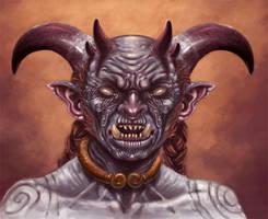 demon by korintic