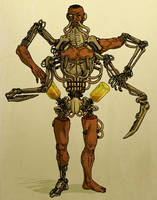 Cyborg by korintic