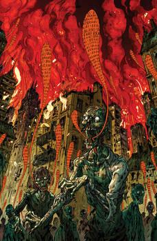 Zombie apocalypse by korintic