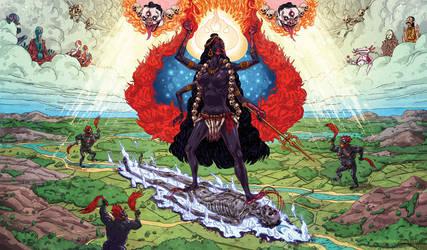 Kali by korintic