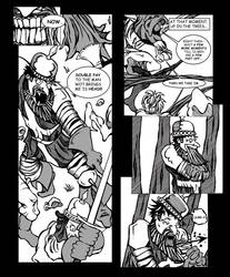 Medieval Page 2 Inked by acarson333