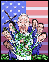 When the Pope Met the GOP by acarson333