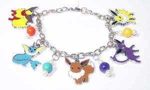 Pokemon Charm Bracelet by jordannamorgan