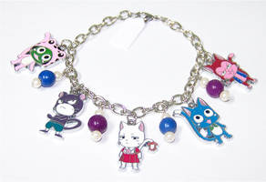Fairy Tale Charm Bracelet by jordannamorgan
