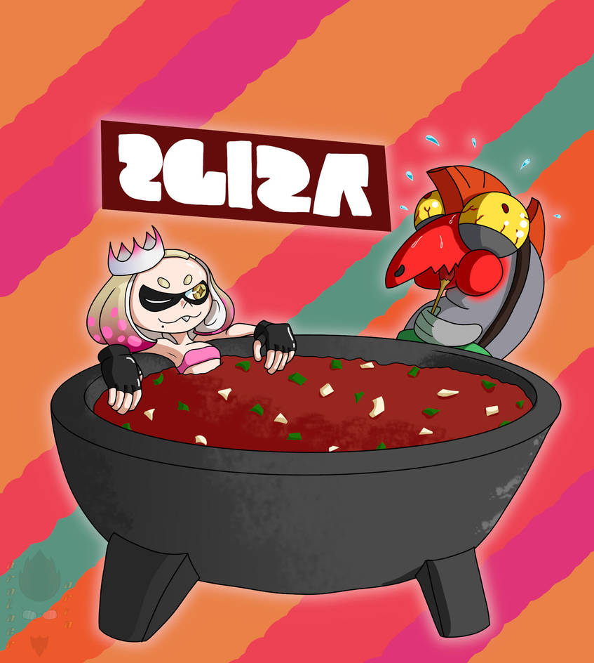 Splatfest: Salsa Dip by Brother-Orin