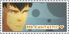 Mr. Fantastic Stamp by ninja-doodler