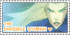 The Invisible Woman Stamp by ninja-doodler