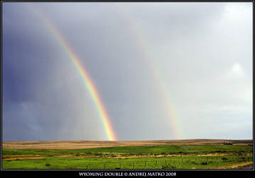 Wyoming Double by SchaF