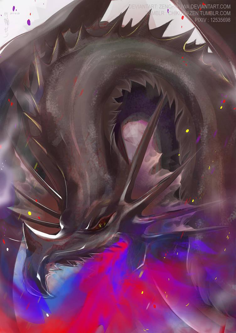 Eternal Darkness by ZENChikuwa
