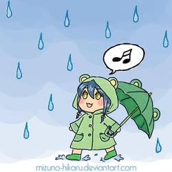 CR: Hello There Rain by mizuno-hikaru