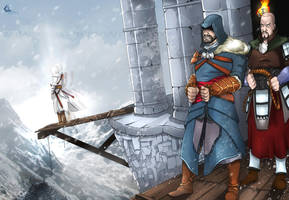 Assassins Creed Revelations by eduardosecolin