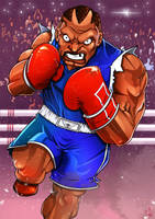 The WBC Champion by eduardosecolin