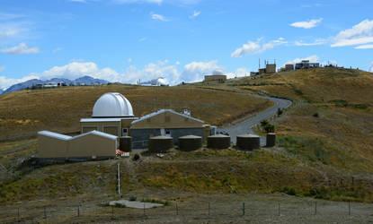 Mount John Observatory - New Zealand by dottys-friend