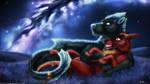 Beneath A Starry Arc by ThorinFrostclaw