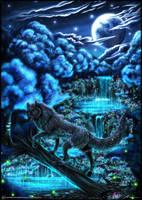 Forestpool by ThorinFrostclaw
