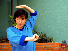 Jackie Chan Cosplay -  I'm ready to fight by SawaKun