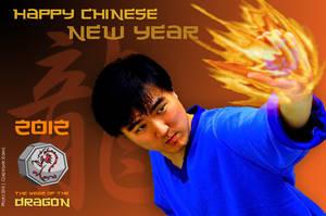 Happy New Year! by SawaKun