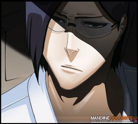 .: Ishida Uryuu .: Bleach 447 by Amandine-f