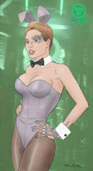 Seven of Nine by rocketdave