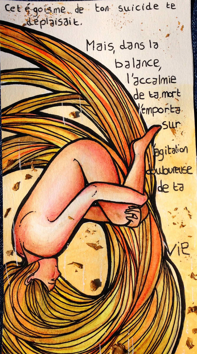 Suicide by Erafine