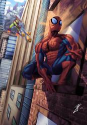 The Amazing Spiderman by joingaramo17