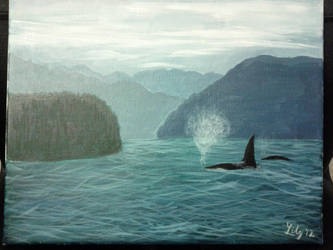 Spirit of Vancouver Island by littlearson