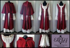 Red Riding Hood by MissChubi
