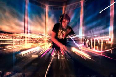 DJ Kaine by Ecker00
