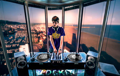 DJ Lockit by Ecker00