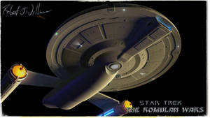 THE ROMULAN WARS part 67 by XFozzboute
