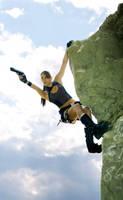 Tomb Raider Underworld: Hang by JennCroft