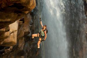 Tomb Raider Alternate: Abseil by JennCroft