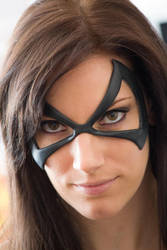 New Mask! by JennCroft