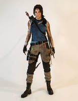 Shadow of the Tomb Raider cosplay by JennCroft