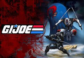 G.I. Joe Wallpaper by Kenjisan-23