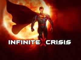 SUPERMAN (Infinite Crisis) by Kenjisan-23