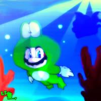Super Mario Bros. 3 World 3 by LeTourbillonEnchanT