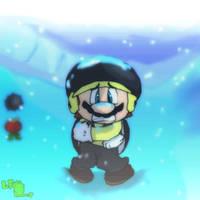Super Mario Bros. 3 World 6 by LeTourbillonEnchanT