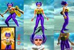 Q-Bee - Soul Calibur V Character creation by LeTourbillonEnchanT